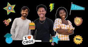 ganadores del Desafío Swift para Estudiantes WWDC20