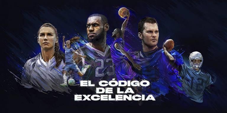 El código de la excelencia - Documental deportivo en Apple TV+