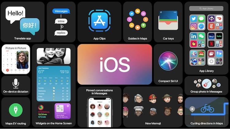 Novedades principales iOS 14