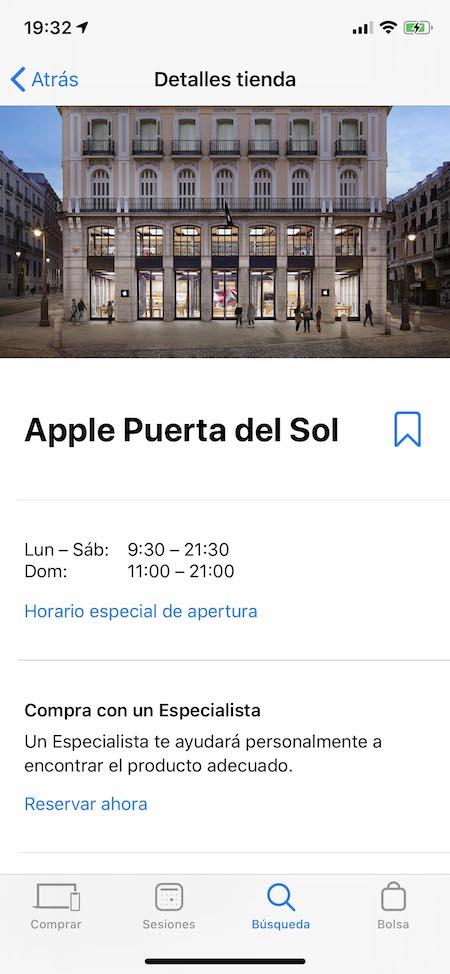 Apple Store - Comprar con un Especialista