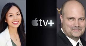 Chris Parnell y Michelle Lee - Apple TV Plus