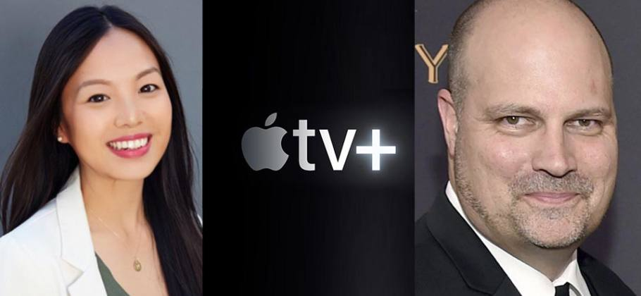 Chris Parnell y Michelle Lee - Apple TV Plus