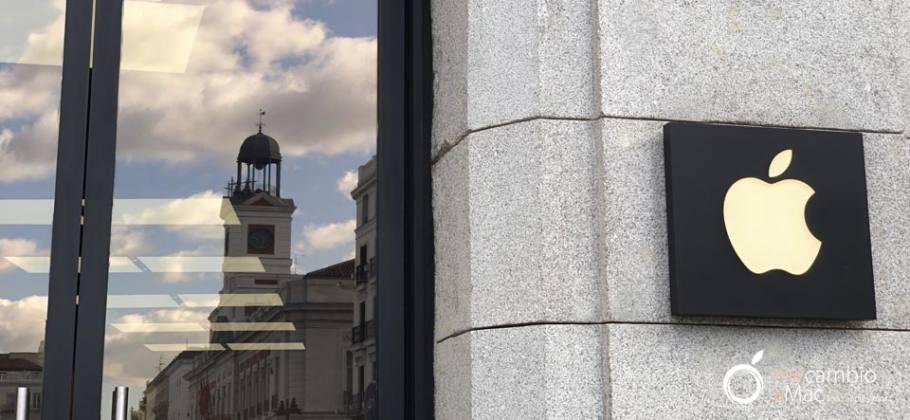 Apple Puerta del Sol Madrid