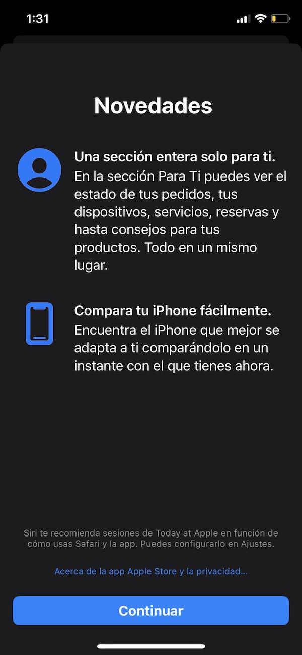 app Apple Store V5.9