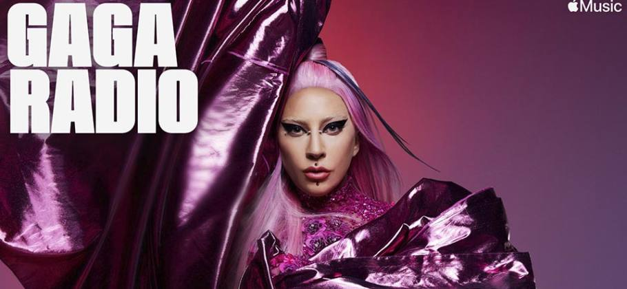 Lady Gaga presenta Gaga Radio en Apple Music