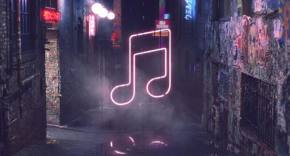 Apple Music - street