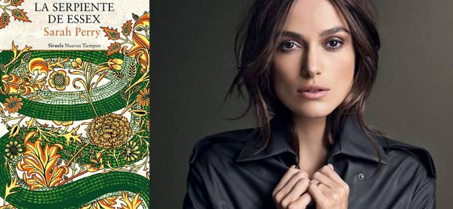 Keira Knightley protagonizará la serie 'La serpiente de Essex' de Apple TV+