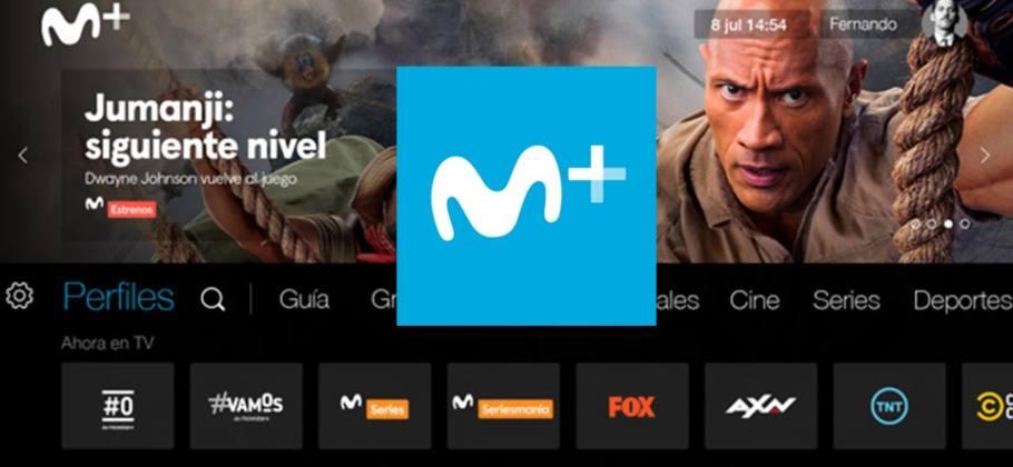 Movistar en Apple TV