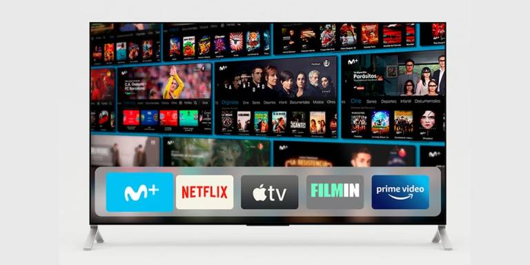 Movistar Plus en Apple TV