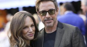 Robert Downey Jr. Susan Downey