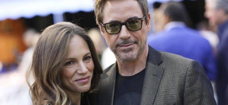 Robert Downey Jr. Susan Downey