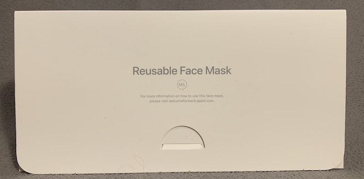 Apple Face Mask