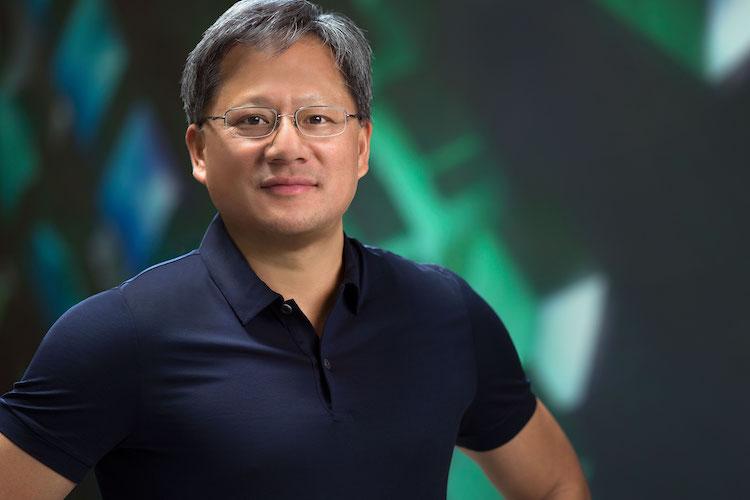 Jensen Huang - CEO NVIDIA