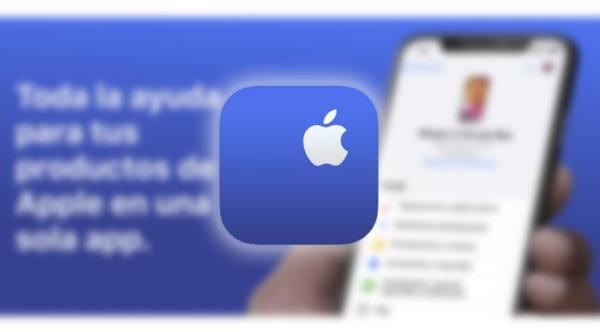 app iOS Soporte de Apple