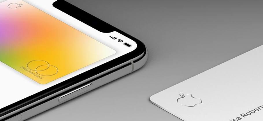 Apple Card y iPhone