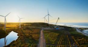 Turbinas eólicas de Apple en Dinamarca