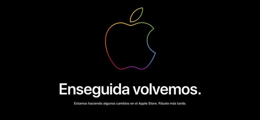 Apple Event - Enseguida volvemos