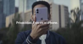 Anuncio Apple privacidad iPhone 2020