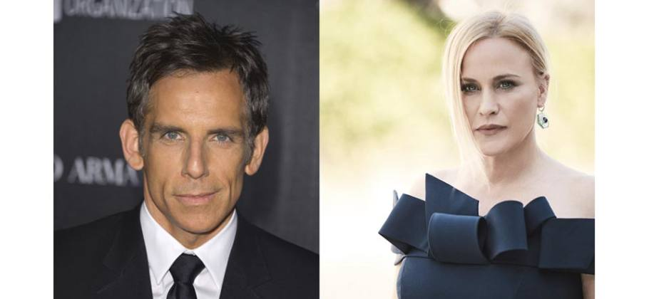 Ben Stiller y Patricia Arquette