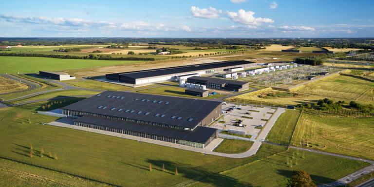 Data Center Apple en Viborg