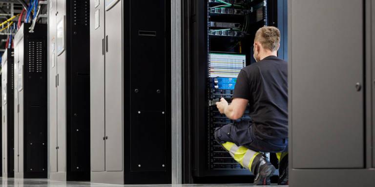 Data Center de Apple en Viborg