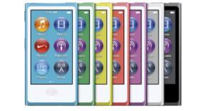 iPod nano septima generación