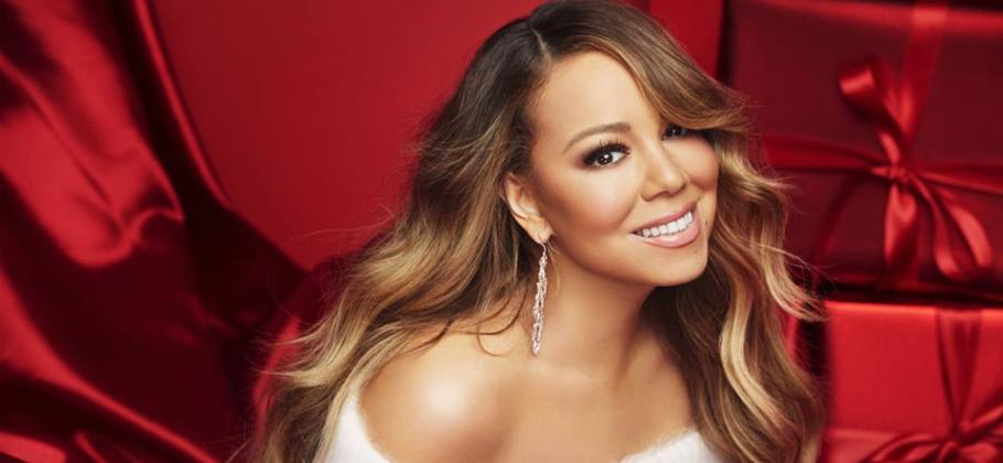 Especial de navidad de Mariah Carey en Apple TV Plus
