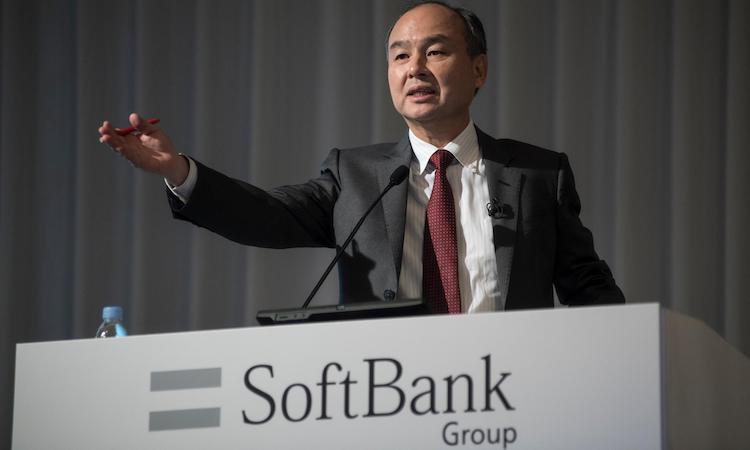 Masayoshi Son - CEO SoftBank
