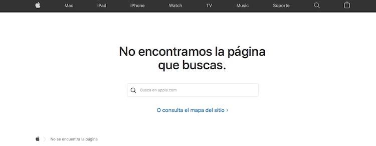 Error 404 - beats web Apple
