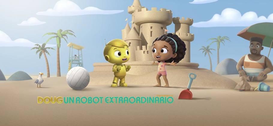 Doug un robot extraordinario - Apple TV plus