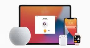HomePod intercom iOS 14