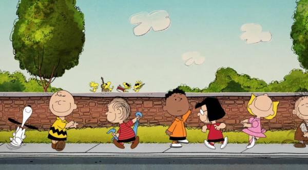snoopy amigos en Apple TV Plus