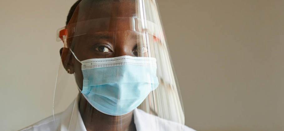 La donación de PPE de Apple ayuda a Zambia en la lucha contra el COVID-19 y el VIH