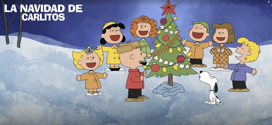 La Navidad de Carlitos en Apple TV Plus