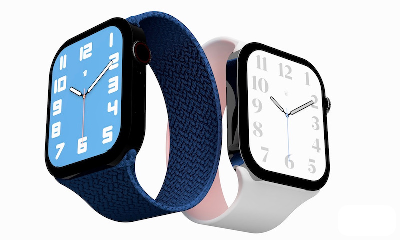 Apple Watch Series 7 - rumor
