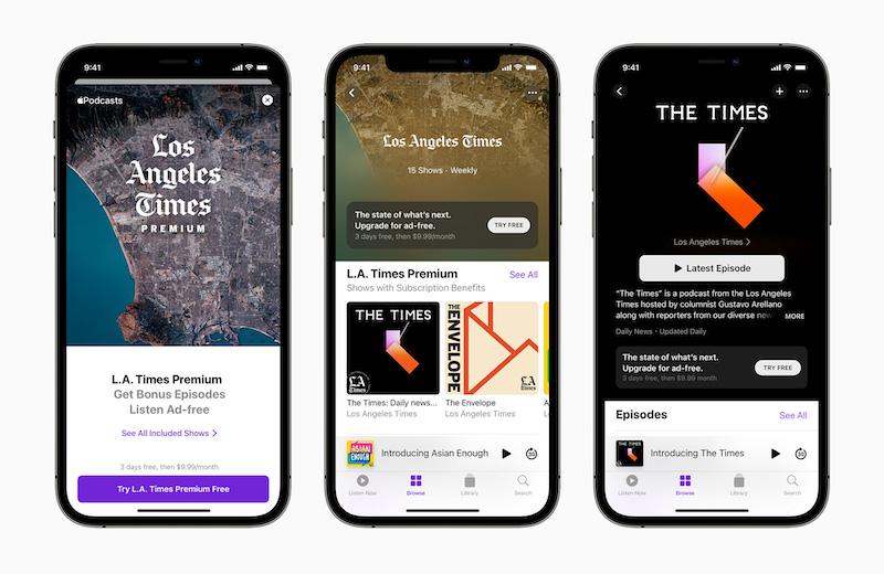 Apple Podcast Premium