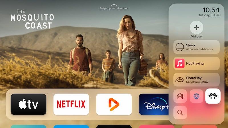 Apple TV Audio espacial Dolby Atmos